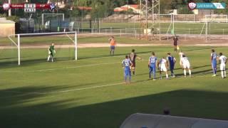 Golo de Maurício da vitoria ao GD Gafanha sobre o FC Pampilhosa