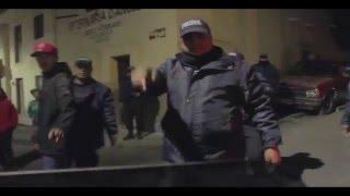 Santa Grifa y los Policías (Pinos Zacatecas)