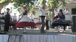 Grupo Etnográfico Danças e Cantares do Minho MALHÃO VELHO dança de entrada