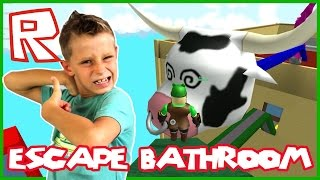 Escape The Bathroom From Guava Juice escape the bathroom obby - youtube video downloader online