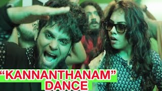 Kannanthanam DJ Remix (Dance cover) - Tony tarz - Kali Malayalam Movie