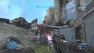 Halo Reach - Shotgun Multiplayer Weapon Guide