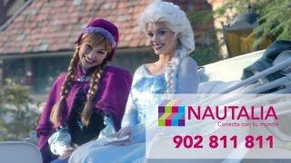 El Verano más Frozen con Nautalia