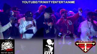 Chinx Drugz Ft. French Montana - Flexin Hard (2012 Live Music Video)