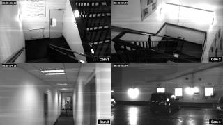 CCTV Camera Effect - Adobe After Effects