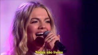 Louisa Johnson - EVERYBODY'S FREE (tradução) (legendado)