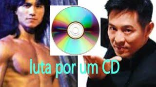 redublagem: lutar ou morrer por um cd