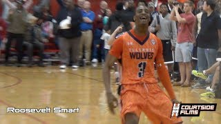 Roosevelt Smart Game Winner To Lead The Illinois Wolves Past The Spiece Indy Heat
