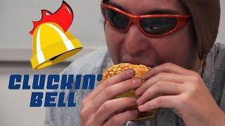FilthyFrank Tries a Cluckin Bell Sandwich