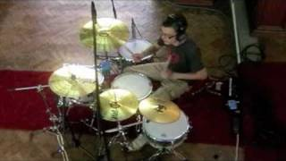 The Club Is Alive - JLS Drum Cover