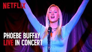 🔴Phoebe Buffay | Live in Concert | Friends