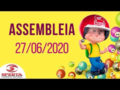 Sperta Consórcio - Assembleia - 27/06/2020
