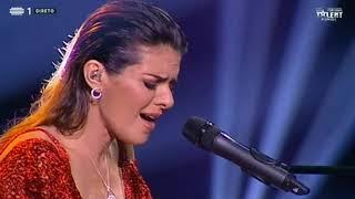 """Cuca Roseta - """"Saudade e Eu""""   Got Talent Portugal   RTP"""