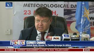 World Meteorological Org. Moves To Tackle Climate Change In Africa
