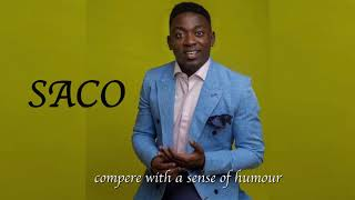 Wedding Compere - Saco International