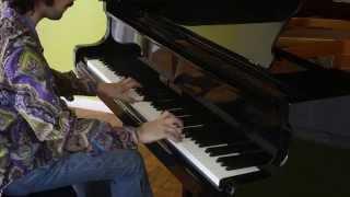 Honky Tonky - Arnaldo Baptista Piano Cover