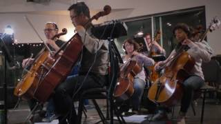 The Music of Skyrealm Part 2 – Recording the Orchestra and Choir