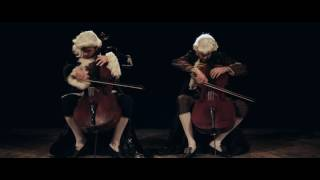2CELLOS   Whole Lotta Love vs  Beethoven 5th Symphony OFFICIAL VIDEO1