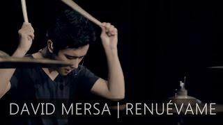David Mersa - Renuévame | (RENUÉVAME - MARCOS WITT) (COVER)