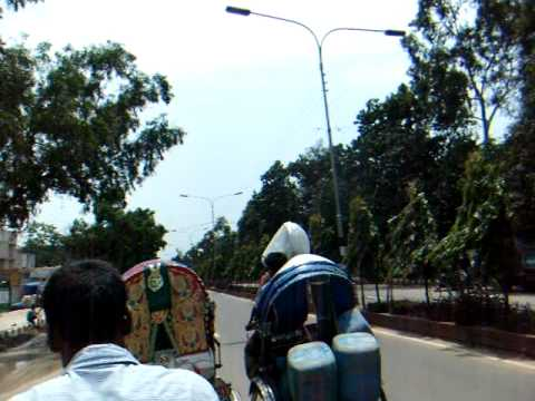 アキーラさん散策47!バングラデシュ・ダッカ・グラミン銀行Dahka,Bangladesh