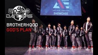 BROTHERHOOD - God's Plan - DRAKE (Trap Remix)