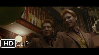 Harry Potter and the Half-Blood Prince - Weasleys Wizard Wheezes + Borgin and Burkes scene
