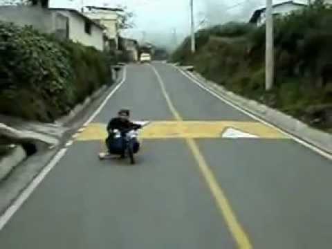 Drift Trike San Jose ECUADOR