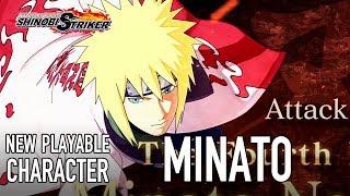 Naruto to Boruto: Shinobi Striker - PS4/XB1/PC - Minato Namikaze
