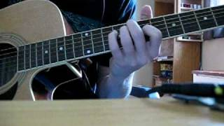 acoustic part in Blackwater Park - Opeth