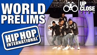 (UC) Associates - New Zealand (Adult Division) @ HHI's 2015 World Prelims