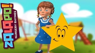 Twinkle Twinkle Little Star | Slow Lullaby(Instrumental) | Nursery Rhymes | Kids | Babies | Children