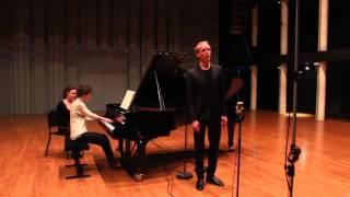 Die Winterreise von Franz Schubert, Erstarrung, Florian Hille & Bianca Chillemi