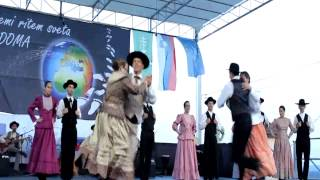 ESLOVENIA 2014 - Grupo Folclórico de Faro