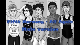 Fifth Harmony - All Again (Male version)