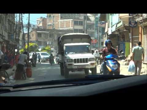 R&R in Nepal 2012: Traffic 2