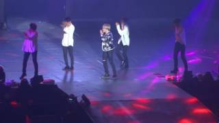 [Fancam] 170311  BTS - Lie (Jimin Solo)/The Wings Tour in Chile