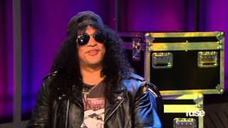 Slash's New Music Video is Not Made For TV