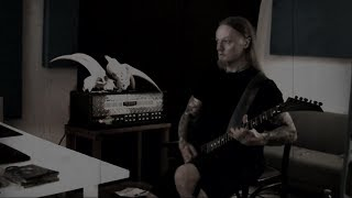 BELPHEGOR - 'Totenritual' - Tracking leads, overdubs and concert guitar [OFFICIAL TRAILER #4]