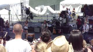 Gloriana - Wild at Heart (Live CMA Fest 2010)