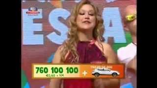 """Cantora TITA """"Está na moda"""" em Barcelos (Portugal em Festa SIC) Contacto para Romarias"""