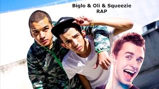 Rap Bigflo et Oli et Squeezie [SANS INTERRUPTION] Freestyle D'Anthologie