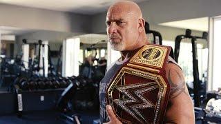 Inside Goldberg's WrestleMania 33 workout