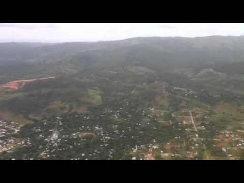 737 takeoff from Panama to LAX