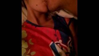 O melhor beijo de todos😍😍