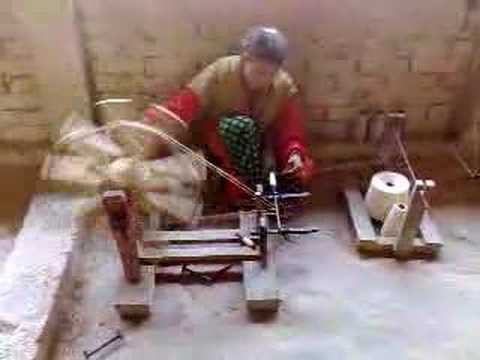The Women Weavers of Gandhi Ashram Trust, Noakhali