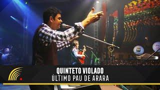 Quinteto Violado - Último Pau De Arara (Canta Gonzagão) - Oficial