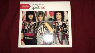 The Very Best Of Judas Priest & Quiet Riot CD's