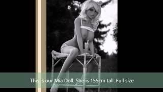 Super realistic sex dolls
