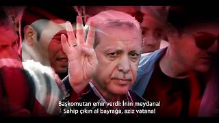 15 Temmuz Demokrasi Marşı Fikirevim   Necmi Çiçekçi  Hanefi Söztutan