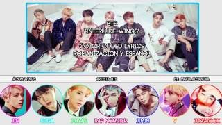 "BTS (방탄소년단) ""Interlude: Wings"" [COLOR CODED] [ROM